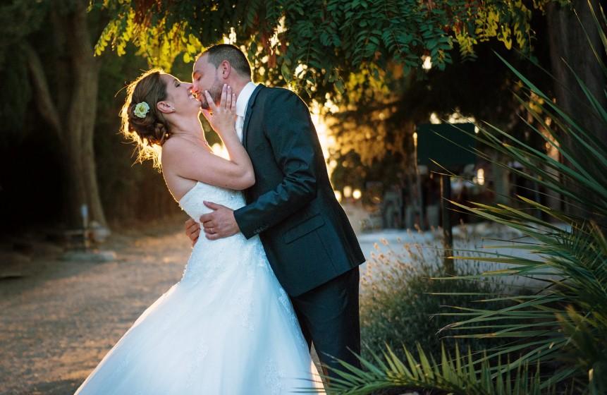 Photo de mariage sur Narbonne et Perpigan Vintage photographe professionnel