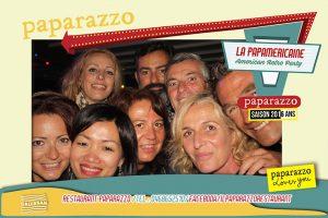 Le Robot Photo soirée Paparazzo du 28 mai 2016 Gruissan Plage Narbonne